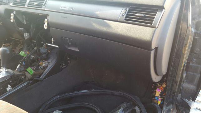 Audi a6 c5 schowek idealny czarny