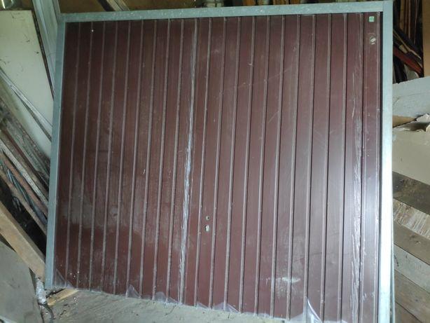 Brama garażowa Legbud