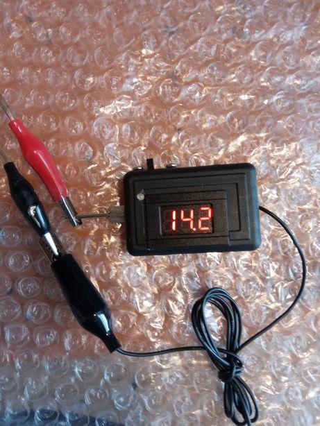 Индикатор напряжения 5-30 В, 1 м(прозвонка,тестер-пробник, контролька)