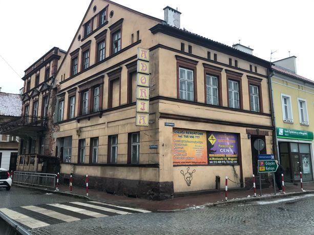 kamienica na sprzedaż w centrum Mrągowa 615 m2