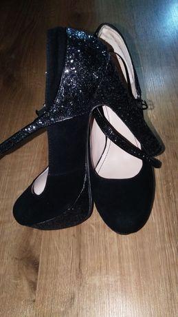 Туфлі замшеві...