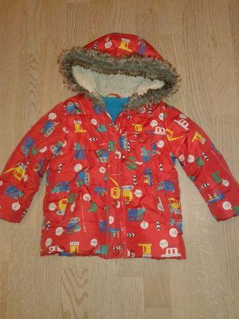 Куртка mothercare, 92-98