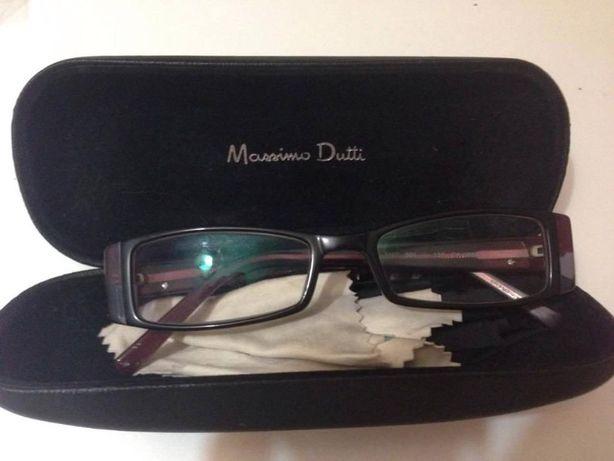 Armação Óculos Massimo Dutti