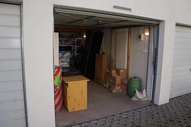 Garaż indywidualny ze stryszkiem Rumia ul. Jeziorna Porto Bianco