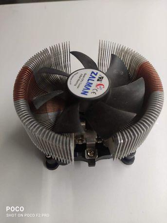 Chłodzenie Zalman CNPS7000C-AlCu z mocowaniem pod socket LGA775