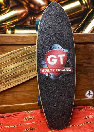 Skate Tabuas, longboard