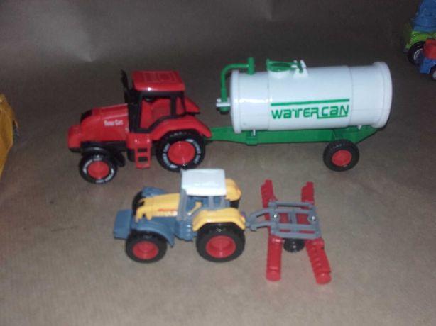 Maszyny rolnicze. Zabawki.