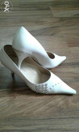 Туфли женские 36 р. Кожа.
