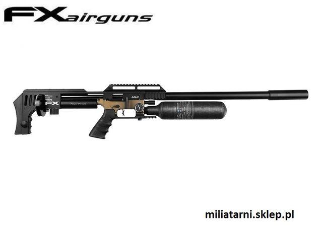 Wiatrówka PCP FX Impact MKII Sniper Edition – Power Plenum Bronze 5,5m