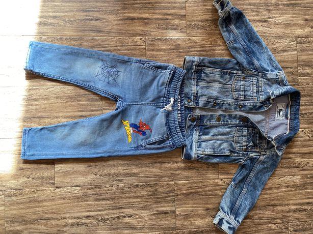 Продам джинси і курточку hm та некст1,5-2