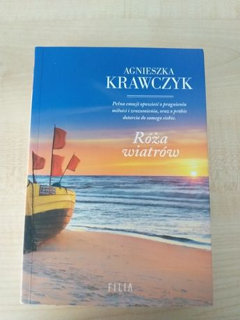 Agnieszka Krawczyk Róża wiatrów