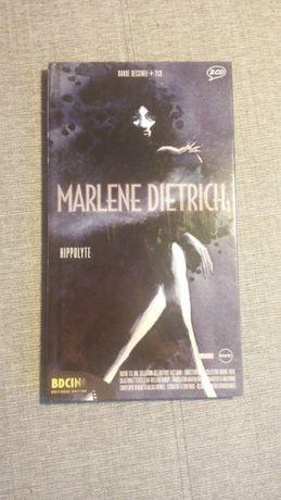 """Marlene Dietrich """"Hippolyte""""- 2 płytowy album"""