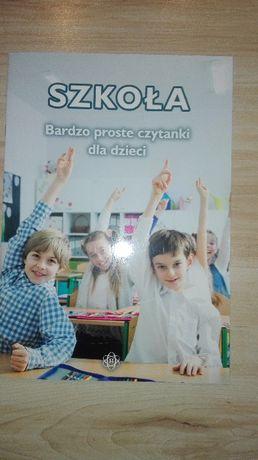 Nowa Bardzo proste czytanki dla dzieci. Szkoła wyd. Harmonia
