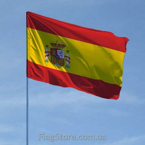 Испанский флаг Испании іспанський прапор Іспанії Spanish flag of Spain