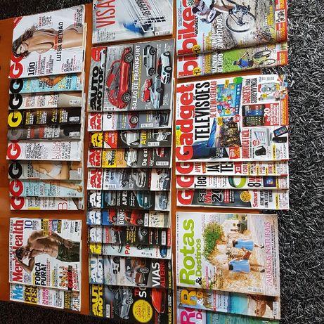 Lote de 32 revistas
