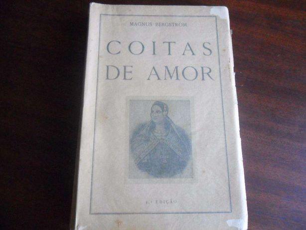 """""""Coitas de Amor"""" de Magnus Bergström - 2ª Edição de 1937 - Autografado"""