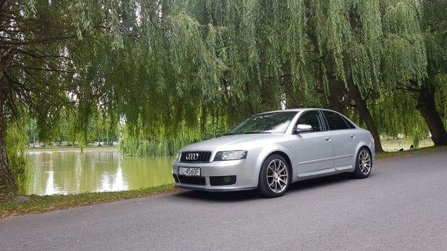 Audi a4 b6 1.8t bfb