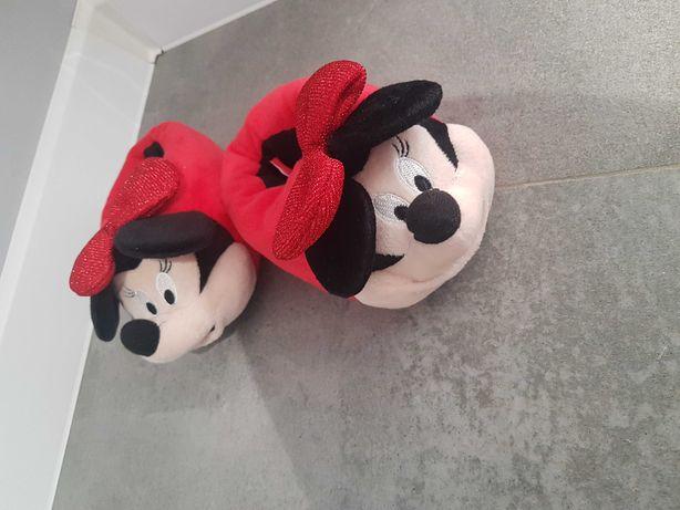 Kapcie dla dziewczynki Disney Myszka Miki