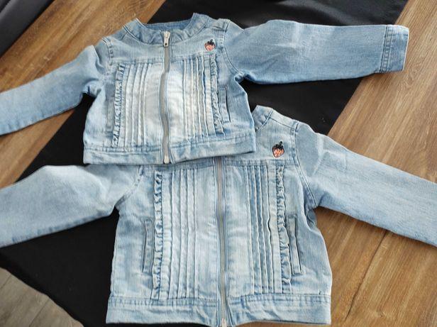 Coccodrillo kurtka jeansowa