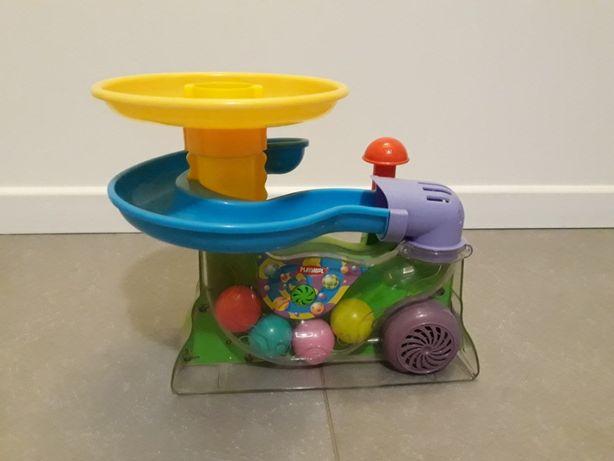 fontanna wyrzutnia Playskool - kultowa zabawka!