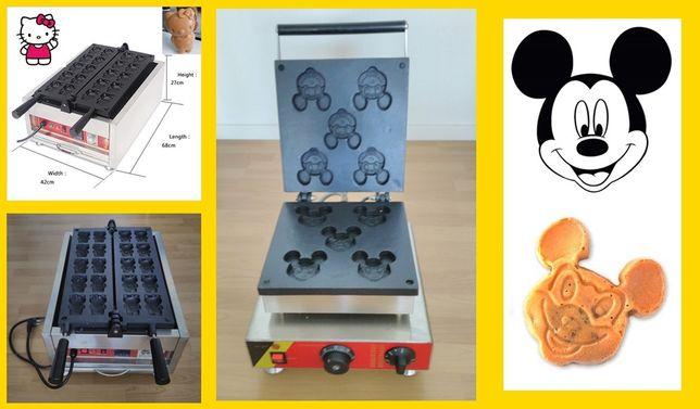2 Maquinas waffles profissionais novas