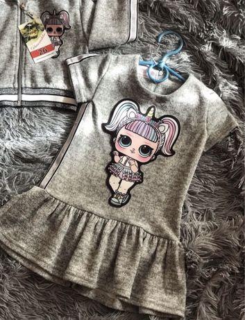 Детское платье - костюм для девочки