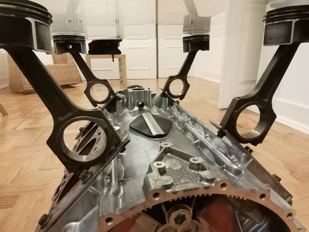 Jaguar V8 4.2 Supercharged Engine Table