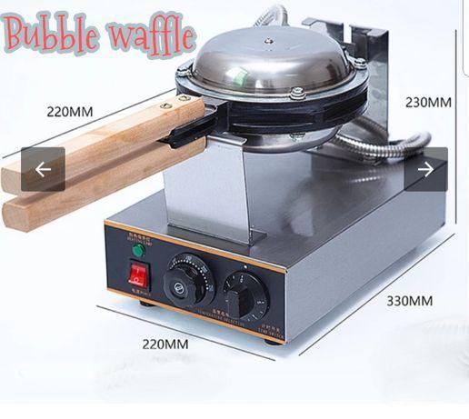Maquina Bubble Waffle NOVA
