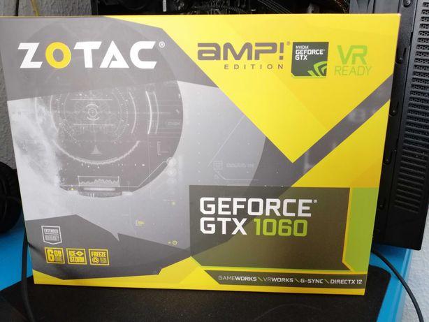 Zotac GeForce GTX 1060 AMP! Edition 6GB GDDR5