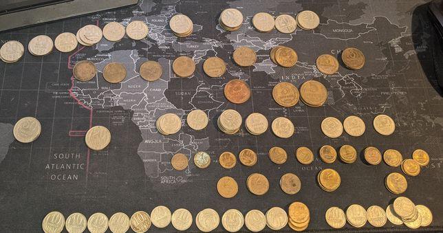 Монеты СССР от 1 до 50 копеек. 1961 - 1991 года. Пишите, скину фото.