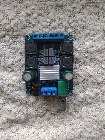 Стерео аудіо 2х50Вт D-класу XY-502 на мікросхемі TPA3116