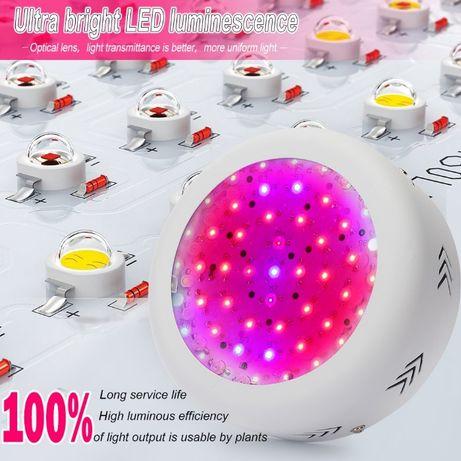 Projector LED 150W UFO Grow crescimento de plantas