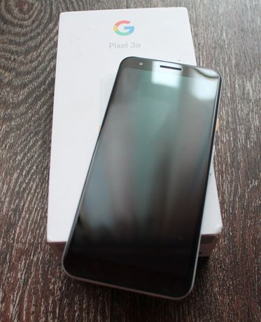 Продам/обменяю Google Pixel 3A