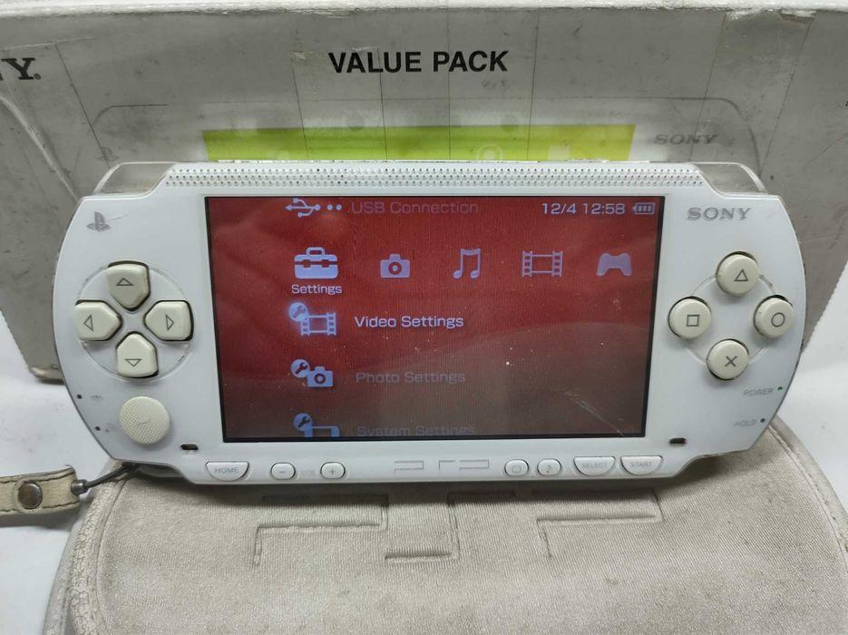 Konsola PSP 1004 Przerobiona + karta 4 GB ! Lombard Dębica Dębica - image 1