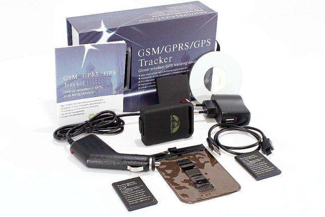 Localizador GPS Portátil FH-102B + Carregador de Isqueiro e 2 Bateria