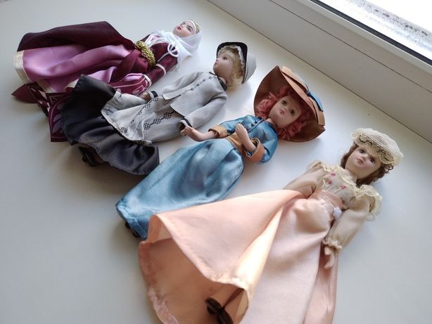Фарфоровые куклы!