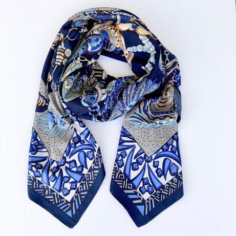 Платок,шарф Zenobie reine de palmyre,Hermès