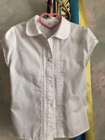 Блуза школьная next