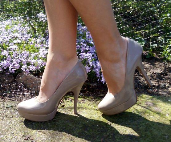 Босоножки туфли Centro на каблуке