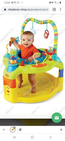 Детский развивающий центр Bright Starts,  игровой центр, прыгунки