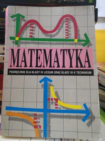 Matematyka stare wydanie - dobre tłumaczenia