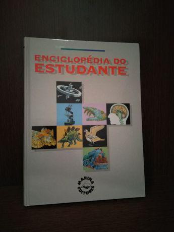 Conjunto de Enciclopédias do Estudante Novas