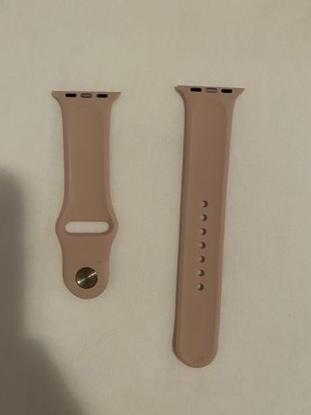 Braceletes Apple Watch SE 38/40mm (rosa seco)