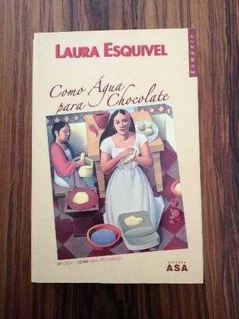 Laura Esquível - Como Água para Chocolate