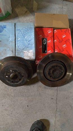 Toyota Sienna 2010-2014 тормозные диски