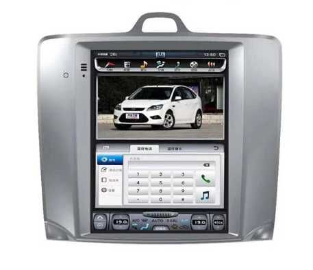 Radio nawigacja Android TESLA Ford Focus MK2 2004=2010 Bluetooth GPS