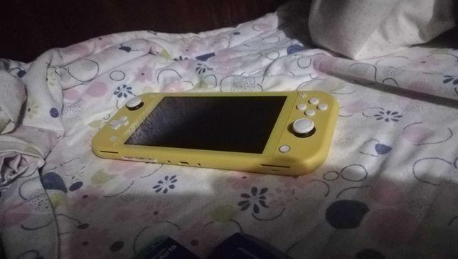 Nintendo switch lite nova
