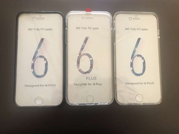 Capas 360 iPhone 6 Plus/6S Plus