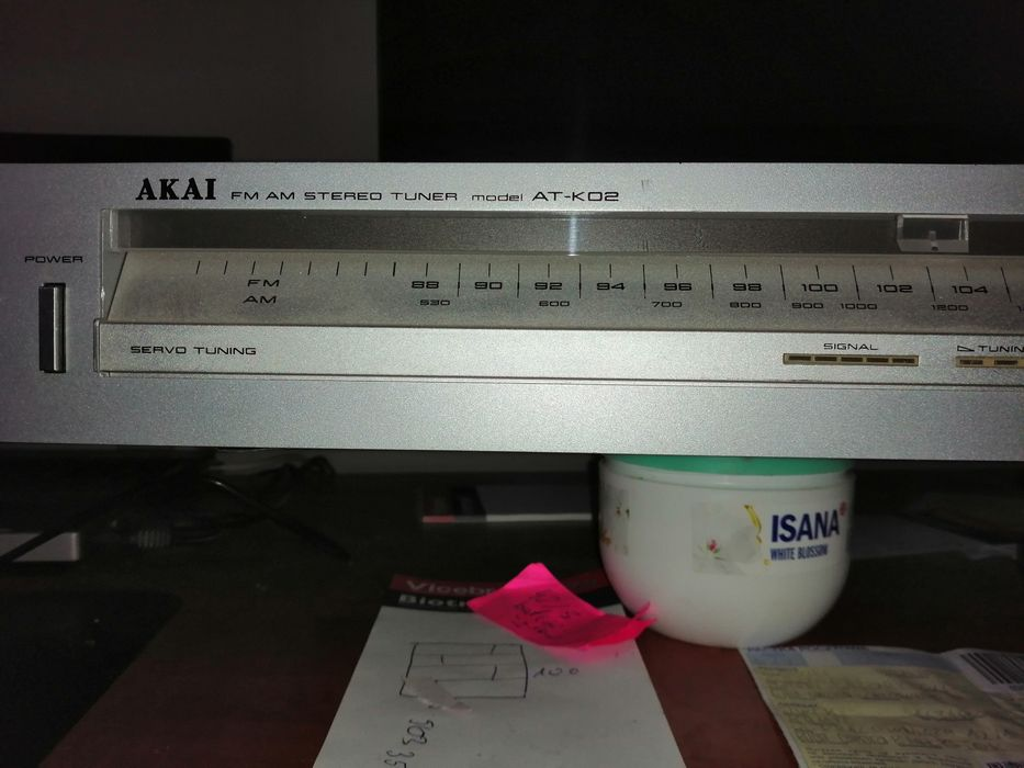 akai analogowy AT K02 tuner audio radio Katowice - image 1