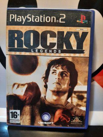 Rocky Legends playstation 2